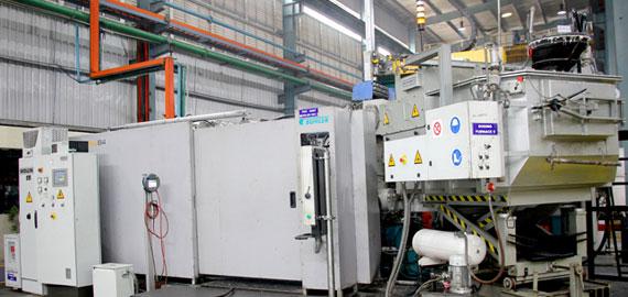 High pressure die casting Aurangabad | Aluminium Die Casting Machine